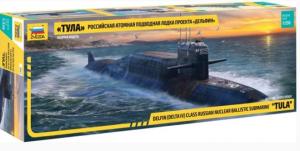 Russian Nuclear Ballistic Submarine Tula