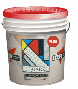 Ivas superquarz plus per esterni base p 14lt