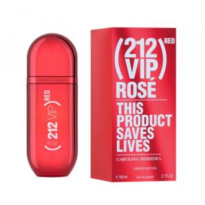 Carolina Herrera 212 Vip Rosé Eau De Parfum Spray 80ml Limited Edition 2020
