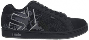 Etnies Metal Mulisha Fader Black Grey