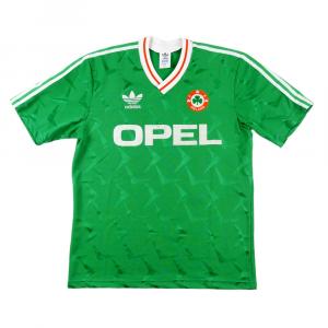 1990-92 Irlanda Maglia Home L (Top)