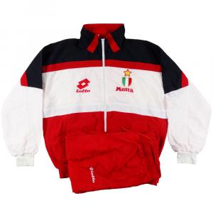 1993-94 Ac Milan Tuta XL