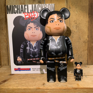 Be@rbrick Medicom Toy Michael Jackson