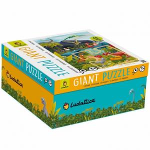 LUDATTICA GIANT PUZZLE I DINOSAURI 74846
