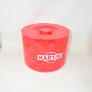 Porta Ghiaccio Martini Rosso