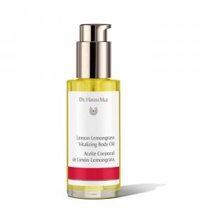Dr Hauschka Lemon Lemongrass Vitalizing Body Oil 75ml
