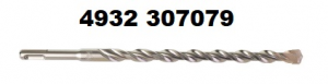 PUNTA SDS-PLUS M2 14X260