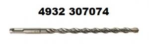 PUNTA SDS-PLUS M2 10X210