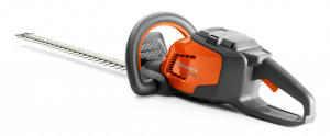 Tagliasiepi a batteria Husqvarna 115iHD45 con batteria e caricabatteria
