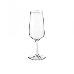 Bormioli Bicchiere Flute Verso conf. 6 pezzi 22.8cl