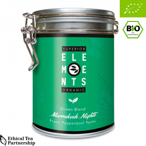 Tè Marrakesh Nights - TIN da 100g/33tazze