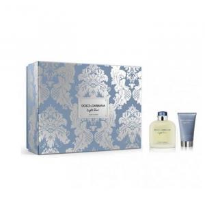 Dolce & Gabbana Light Blue Man Eau De Toilette 75ml Set 2 Pieces 2020
