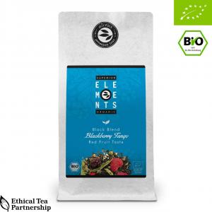 Tè Blackberry Tango - busta da 100g/33tazze