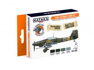 Early Luftwaffe paint set