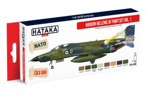 Modern Hellenic AF Paint Set vol. 1