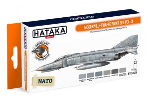 Modern Luftwaffe paint set vol. 3