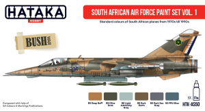 South African Air Force vol. 1