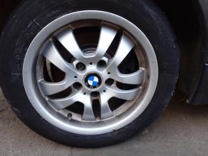 Cerchio in lega usato Dm 16 BMW serie 3 dal 2005>