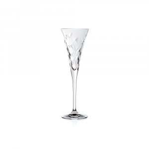 Rcr Bicchiere Laurus Flute 6pezzi