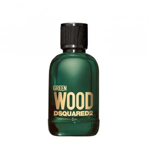 Dsquared2 Green Wood Pour Homme Eau De Toilette Spray 100ml