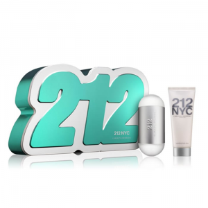 Carolina Herrera 212 NYC For Her Eau De Toilette Spray 60ml Set 2 Parti 2020