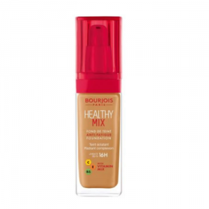 Bourjois Healthy Mix Foundation 57.5 Golden Toffee 30ml