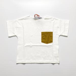 T-shirt jersey con taschino