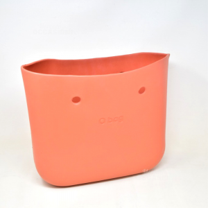 Scocca O Bag Colore Arancione Salmone