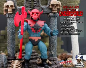 Realm of the Underworld: ACROMANCER (Dark Warlock) by Zoloworld