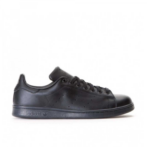 Adidas Stan Smith Total Black da Uomo