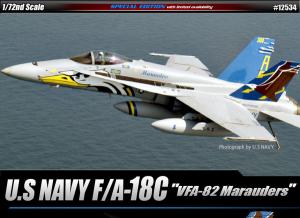 F/A-18C U.S NAVY VFA-82