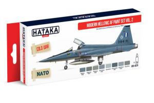 Modern Hellenic AF paint set vol. 2