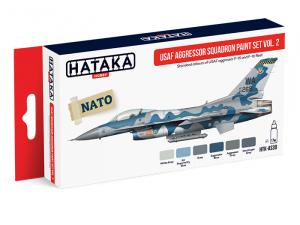 USAF Aggressor Squadron paint set vol. 2