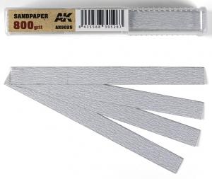 SANDPAPER GRAIN 800 (DRY)