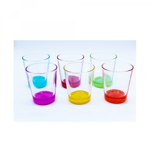 Italian Decor Bicchiere Gaston 30  6Pezzi