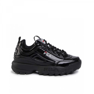 Fila Disruptor  P Low Black da Donna