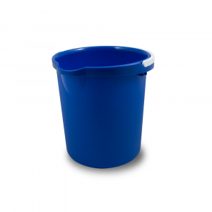 Belli E Forti Secchio Plastica Blu 12Litri