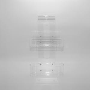 Ghost  Porta oggetti bagno