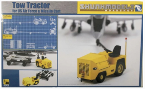Tow Tractor for US Air Force & Missile Cart SKUNKMODELS 48028