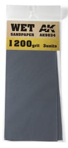 WET SANDPAPER 1200