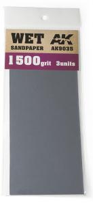 WET SANDPAPER 1500
