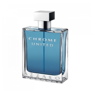 Azzaro Chrome United Eau De Toilette Spray 200ml