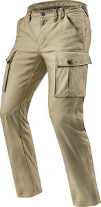 Pantaloni moto accorciati Rev'it Cargo SF Sabbia