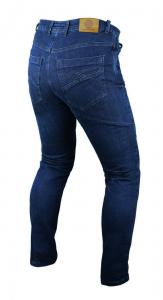 Jeans moto Befast JARVIS CE Certificati Blu Scuro