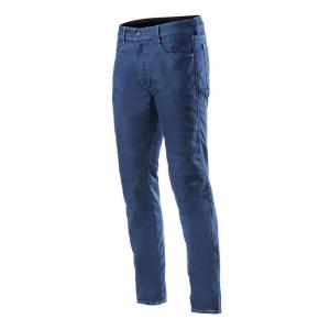 Jeans moto Alpinestars MERC Mid Tone Blu