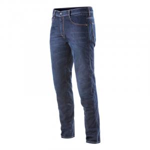 Jeans moto Alpinestars RADIUM  Mid Tone Blu