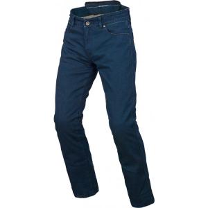 Jeans moto accorciati Macna Genius Blu Scuro