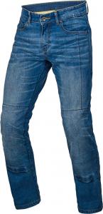 Jeans moto accorciati Macna Revelin Blu Medio