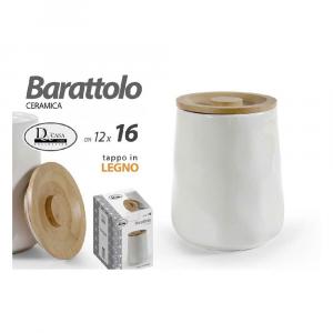 Gicos Barattolo Biscotti ceramica 16x12