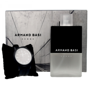 Armand Basi Homme Eau De Toilette Spray 125ml Set 2 Pieces